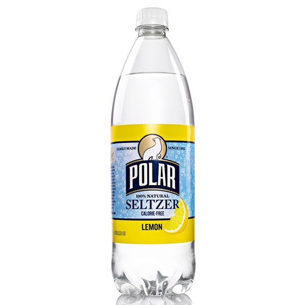 Kosher Polar Lemon Seltzer
