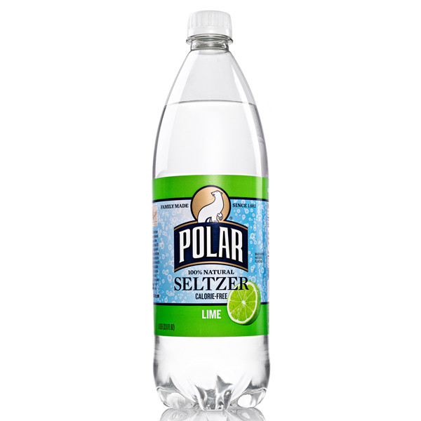 Kosher Polar Lime Selzer
