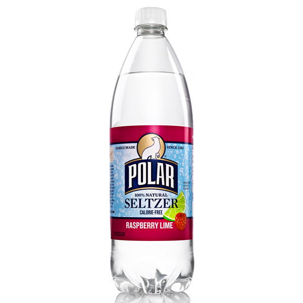 Kosher Polar Rasberry Lime Seltzer