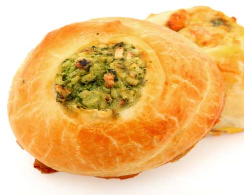 Kosher Broccoli Knish (Large)