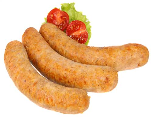 Kosher S.S. Chicken Sausage (Sweet)