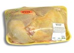 Kosher S.S. Chicken Cut in 1/4